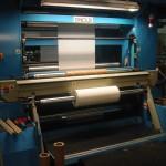 Production of rolls of BioFilm