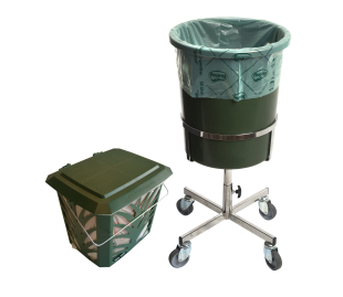 Food Waste caddies and Containers