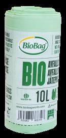 BioBag Biopose 10 L - Biologisk nedbrytbar og komposterbar-186834