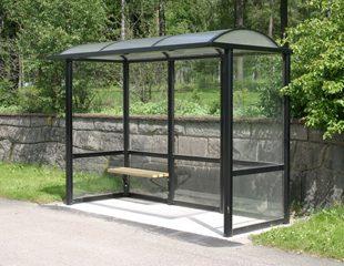 ZENZO MILJØ - leskur - Arcus Busskur - kategoribilde