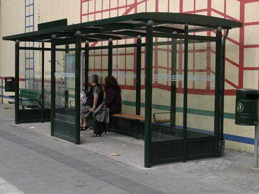 City terminalskur - Fri takhøyde opp til 2195 mm.