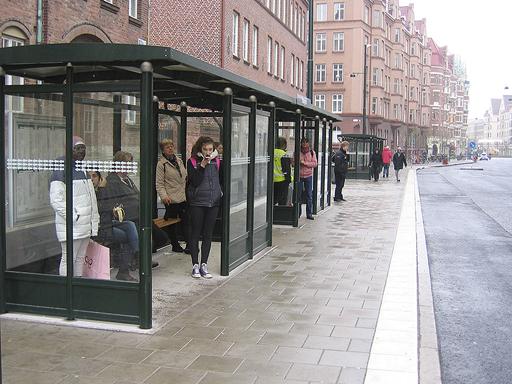 City - Leveres delvis montert på prefabrikerte betongplater, t = 150 mm.