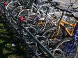 Bike sykkelstativ med hjulholder - får orden på sykklene