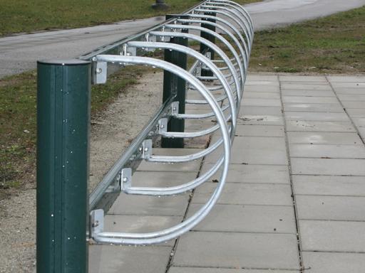 Bike sykkelstativ - Vedlikeholdsfritt og lettmontert