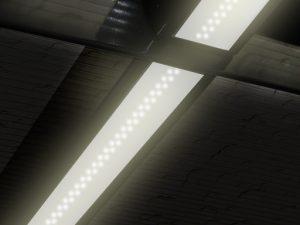 Zenzo Miljø - Sykkelhotell - Sykkelhus-tilvalg-Ledbelysning