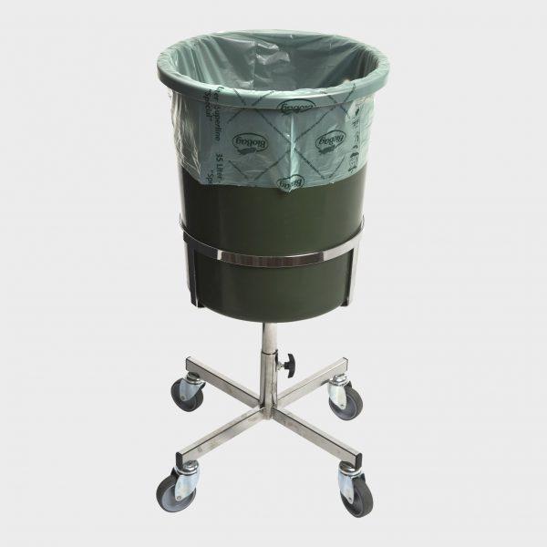 50 l avfallssekk til rund avfallsbeholder - storkjøkken
