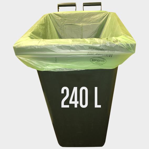 BioBag avfallsekk 240 liter