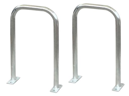Arcum sykkelstativ produseres i galvanisert stål