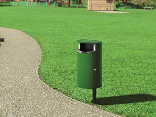 Novus brukes ofte ute, men kan også brukes innendørs.