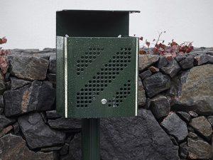 Zenzo Miljø - Golfbaneprodukter -øvrige produkter - Avfallsbeholder