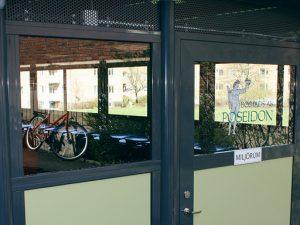 Zenzo Miljø - leskur - Carport - Atone bilparkering - herdet glass