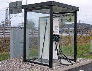 Zenzo Miljø - leskur - Automat- Ladeskur - Optime Ladeskur - EL-bil - kategoribilde