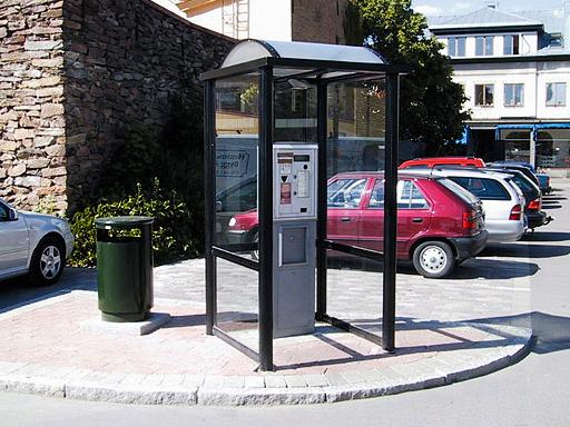 Parkometerskur