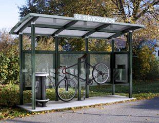 Zenzo Miljø - Sykkelprodukter - Servicestasjon MG3 kategoribilde
