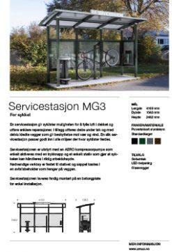 Servicestasjon MG3