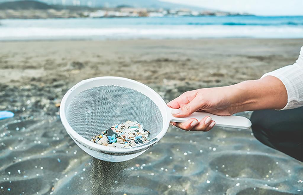Mikroplast i havet